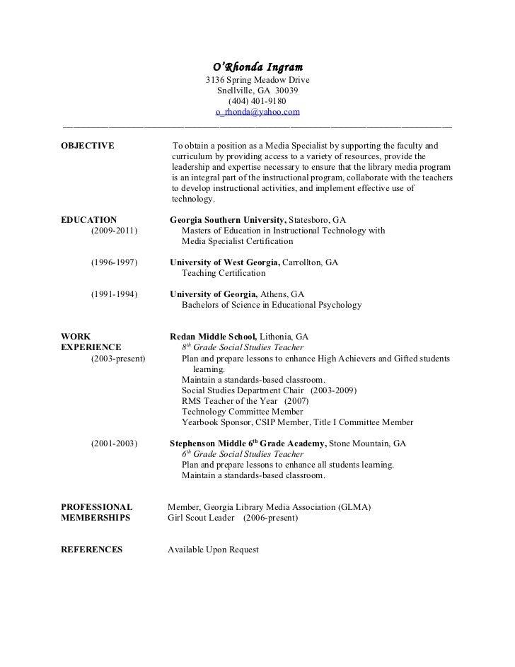 FRIT 7737   Resume