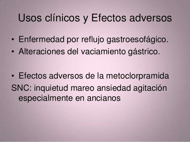 efectos secundarios de la misoprostol