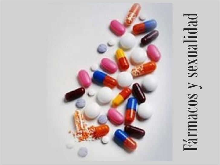 Fármacos y sexualidad