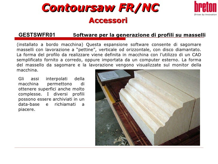 Contoursaw FR/NC