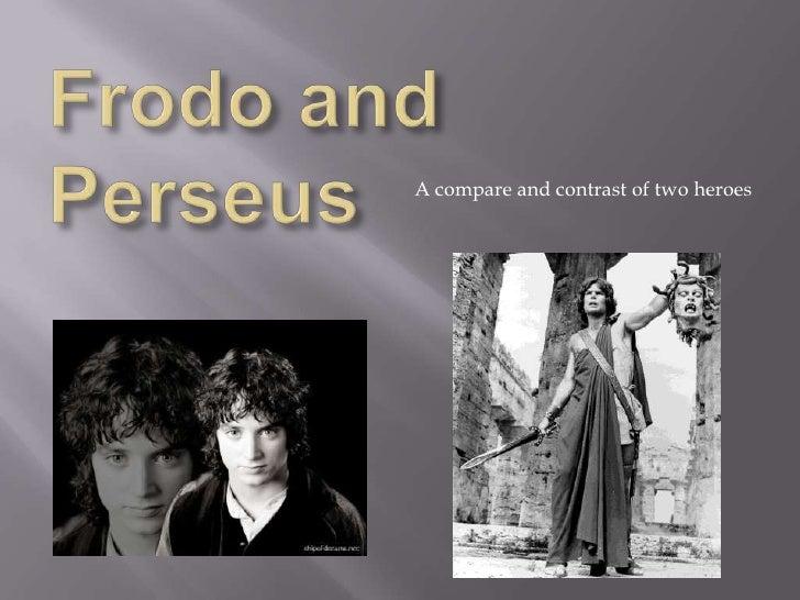 Frodo & Perseus