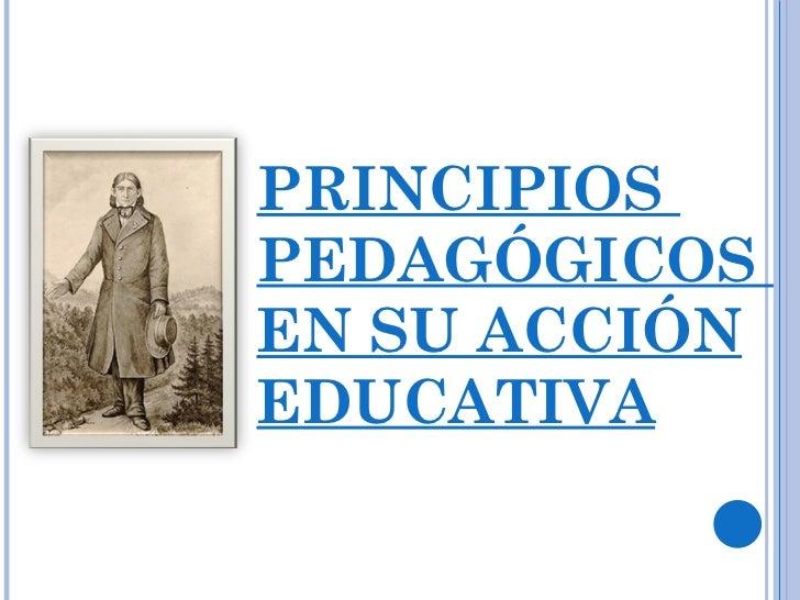 Froebel for La accion educativa en el exterior