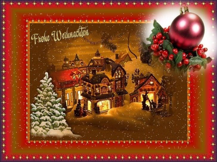 Frohe weihnachten walzer