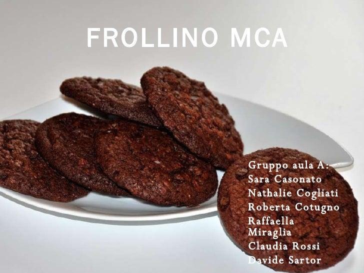 Frollino Mca