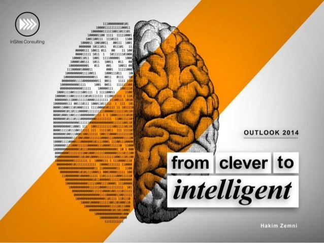 From clever to intelligent