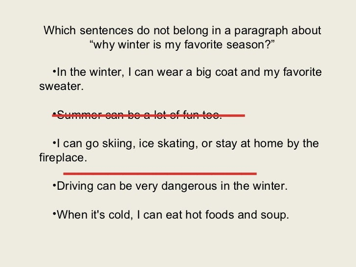 cold weather vs hot weather essay