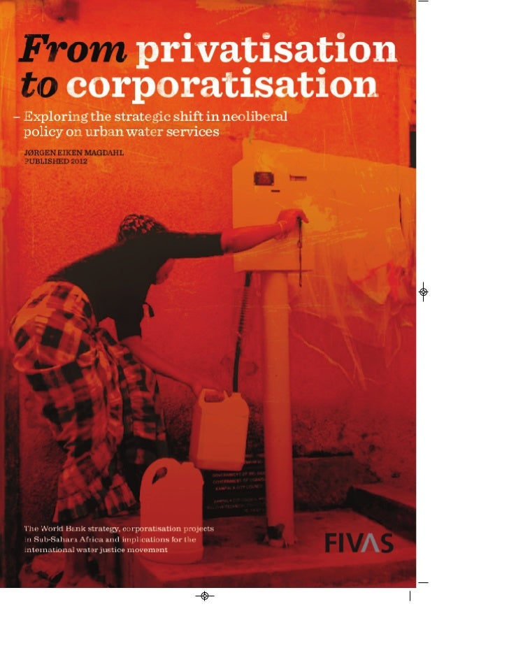 From privatisation to corporatisation