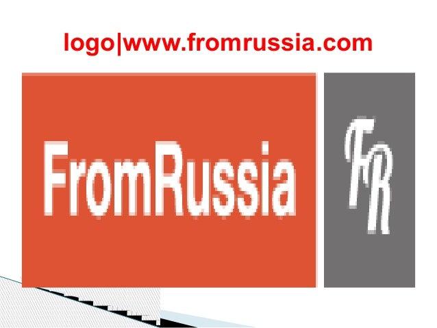 logo|www.fromrussia.com