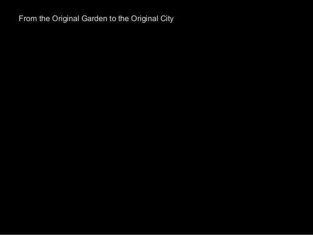 From The Original Garden To The Original City Part 1 Gobleki Tepe