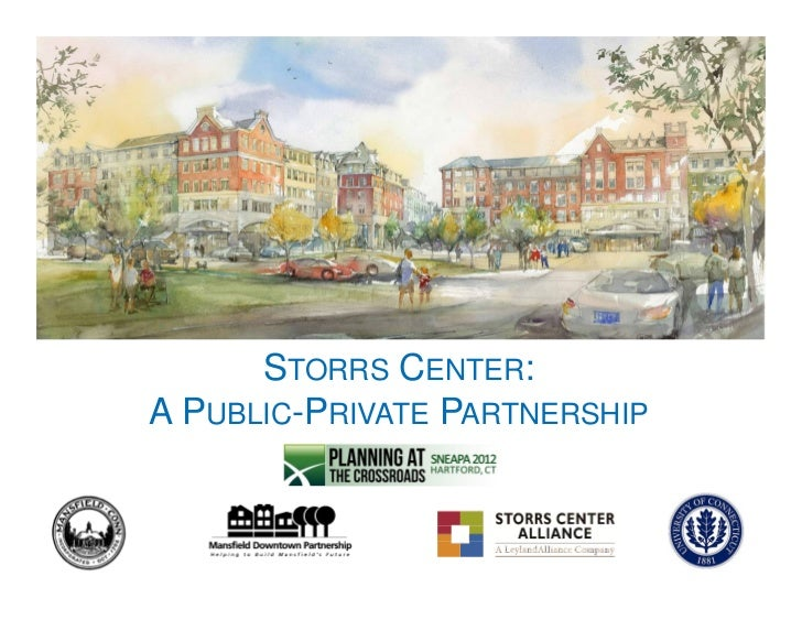 From Vision to Reality Storrs Center