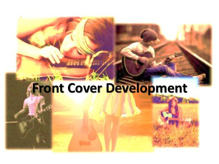 Front Cover Development<br />