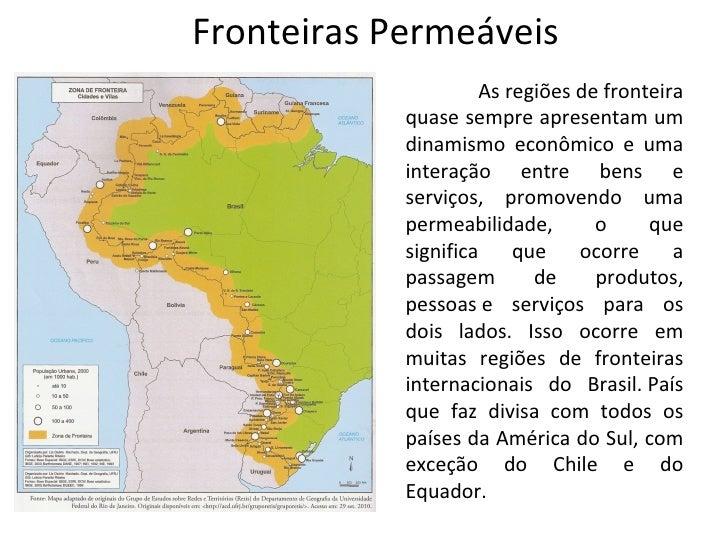 Fronteiras Permeáveis