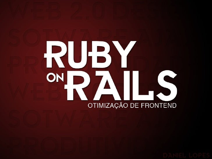 Frontend (Rails For Kids)