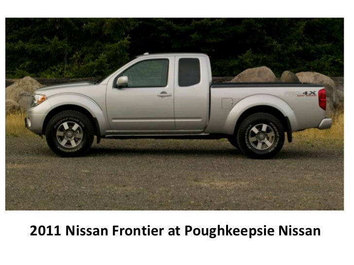 2011 Nissan Frontier at Poughkeepsie Nissan<br />