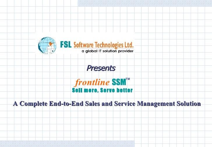 Service Challenges, Service managemntware soft