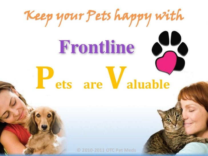 FRONTLINE FOR FLEA AND TICKS