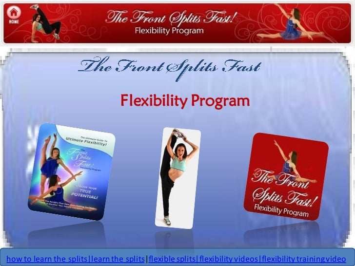 how to become more flexible for splits