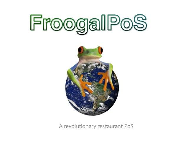 A  revolutionary  restaurant  PoS