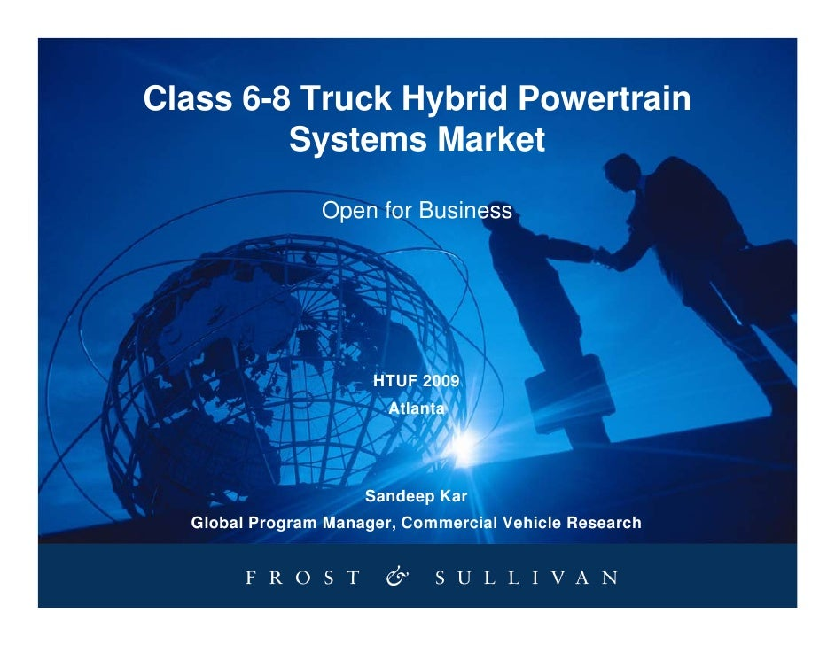 North American Hybrid and Electric Truck Market