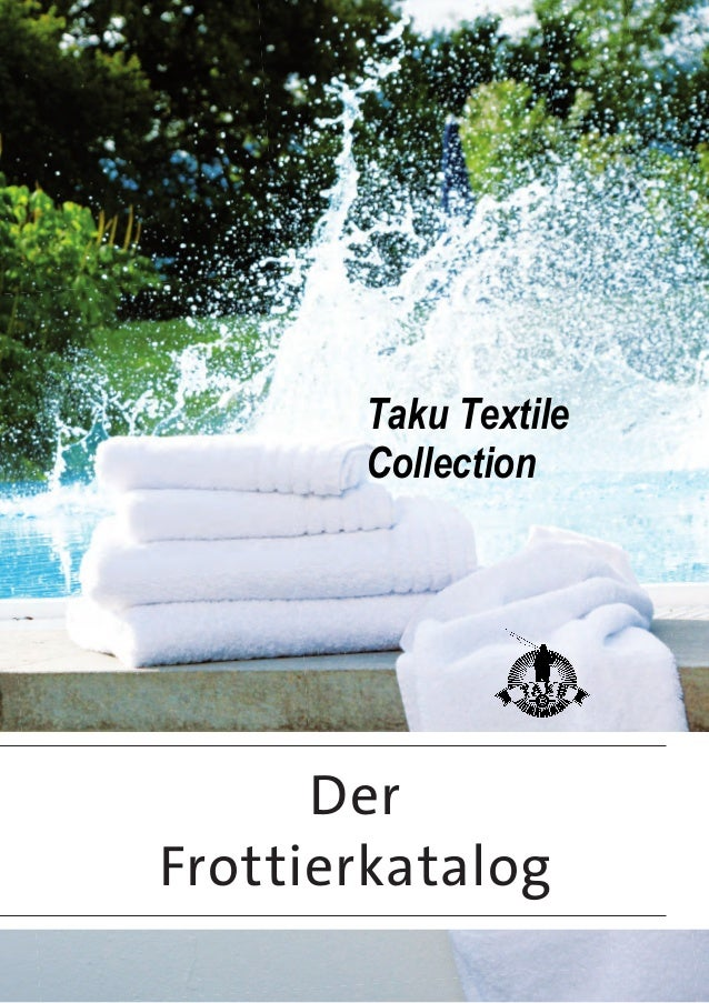Taku Textile       Collection      DerFrottierkatalog