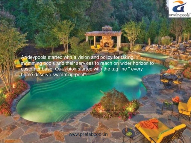 Frp Swimming Pool Manufacturer In India