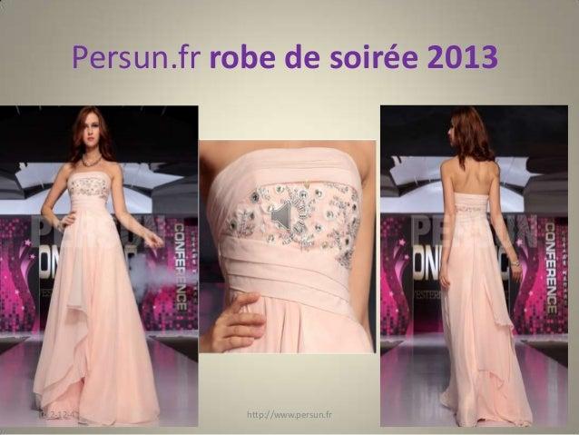 Persun.fr robe de soirée 20132012-12-4          http://www.persun.fr