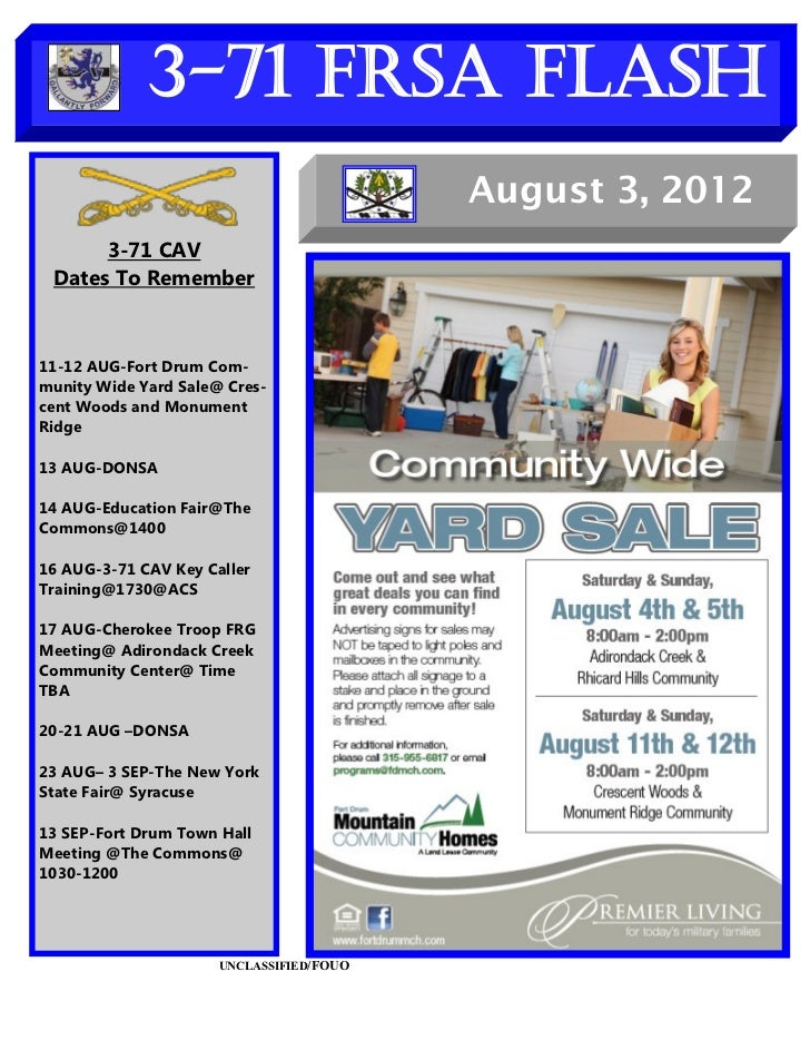 FRSA Flash 10 august  2012