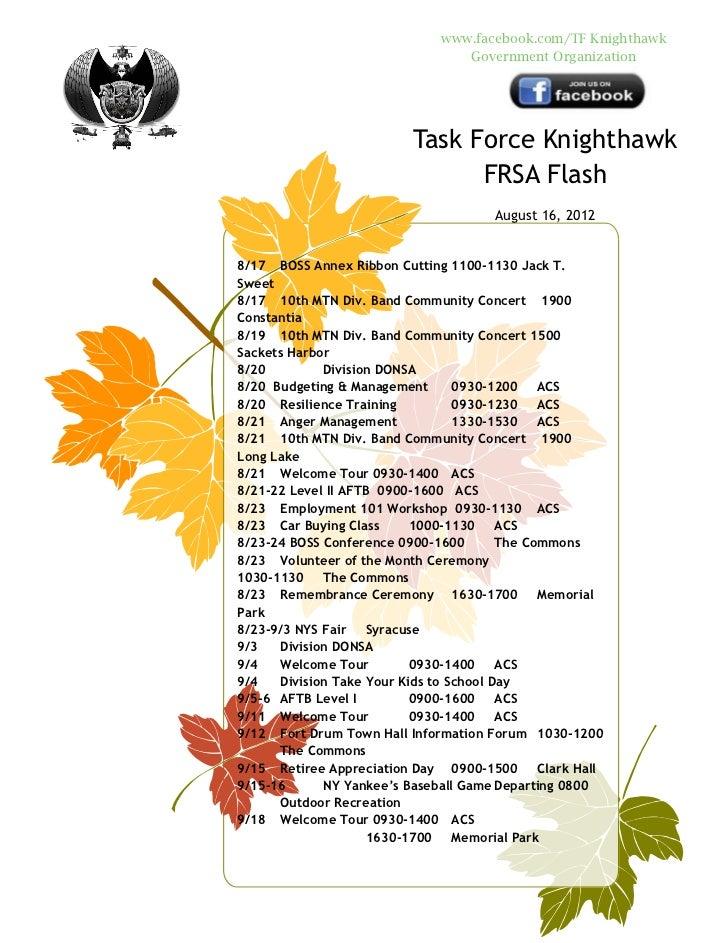 www.facebook.com/TF Knighthawk                                Government Organization                         Task Force K...