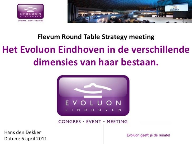 Frt   110406 - strategy meeting - presentatie
