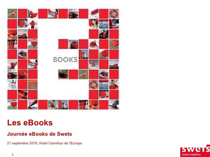 Fr thierry hottat   les dernières évolutions e books + jeremie roche - acquisition ebooks via swetswise