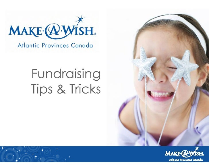 What it's all about… The Make-A-Wish® Foundation grants wishes to  children, aged 3 to 17, with a life threatening  medic...