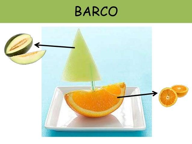 Fruta divertida para ni os tres ideas for Como secar frutas para decoracion