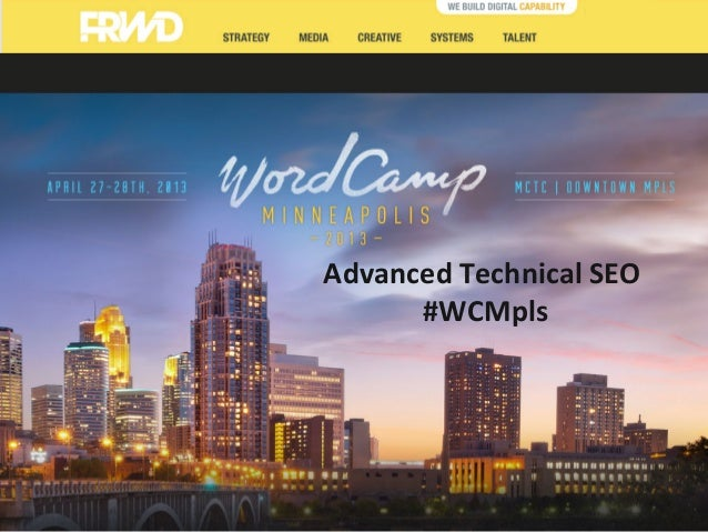 Advanced SEO for WordPress