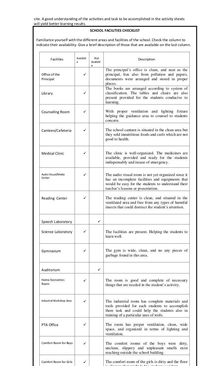 Environmental Health sample term paper topics