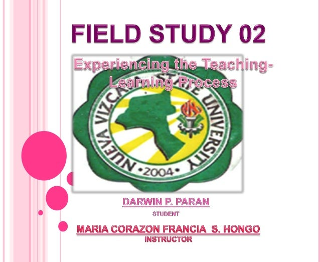 Field Study 2
