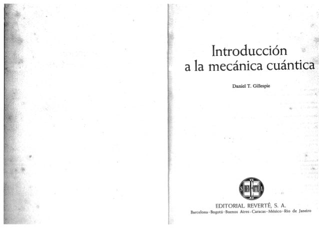 F sica cu ntica introduccion a la mecanica cuantica for Introduccion a la gastronomia pdf