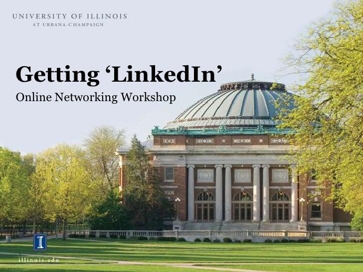 Faculty/Staff LinkedIn