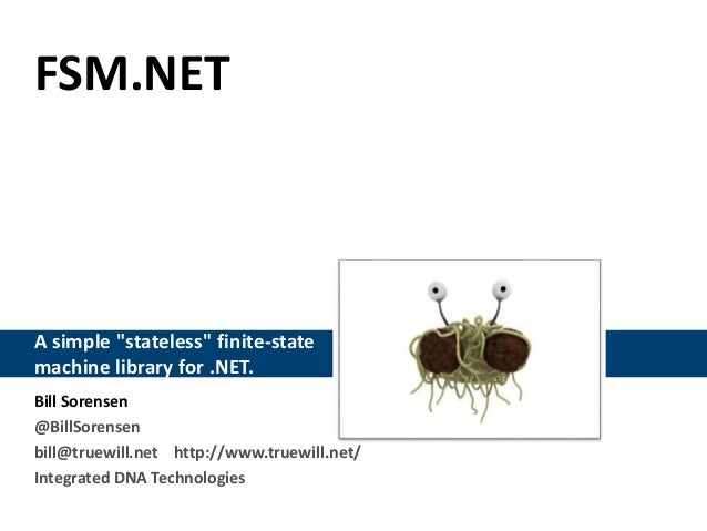 FSM.NET presentation