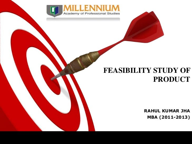 feasibility study of business plan ppt