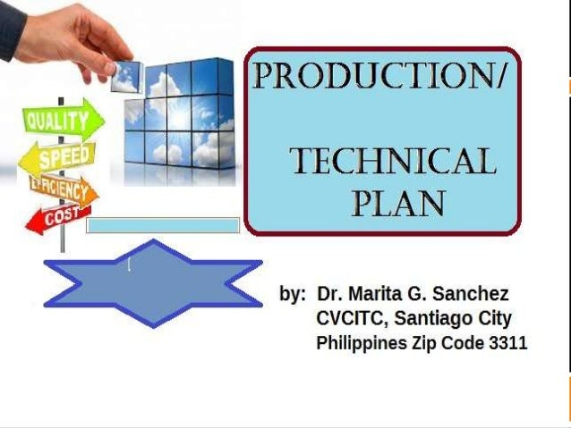Feasibility Study Lesson- Technical Plan