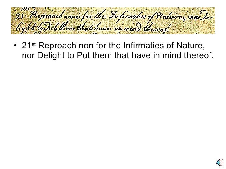 FT 21-30 George Washington\'s Rules Of Decorum