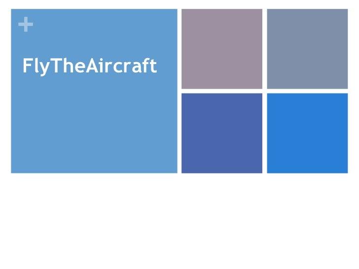 FlyTheAircraft