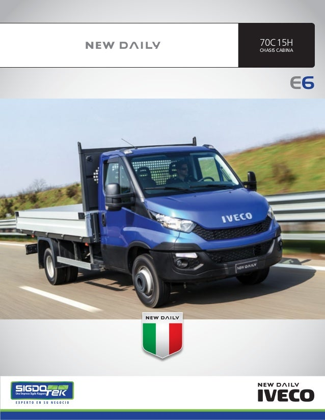 Ft iveco daily chasis cabina - Iveco daily chasis cabina ...