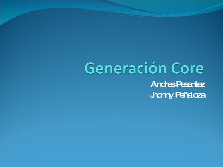 Andres Pesantez Jhonny Peñaloza