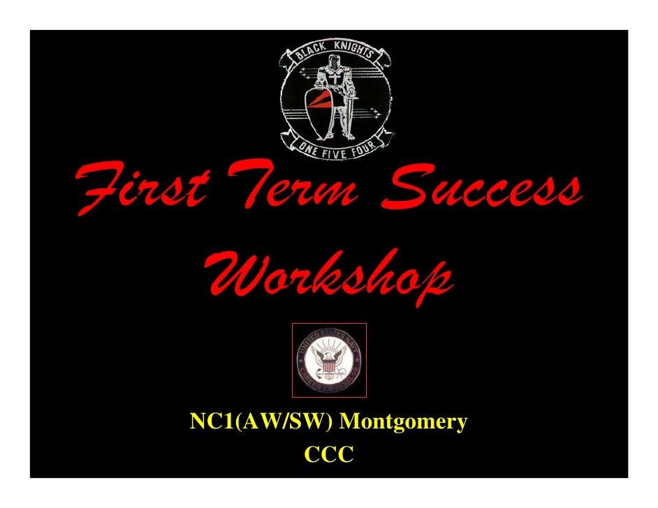FTSW success workshop_28 jan 09