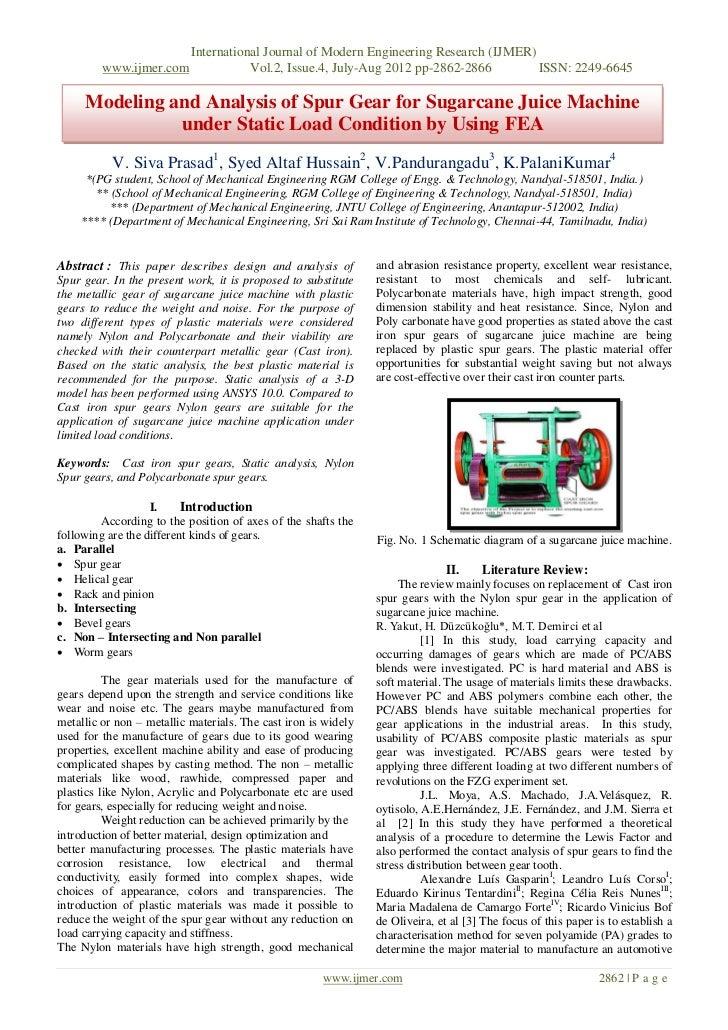 International Journal of Modern Engineering Research (IJMER)         www.ijmer.com                Vol.2, Issue.4, July-Aug...