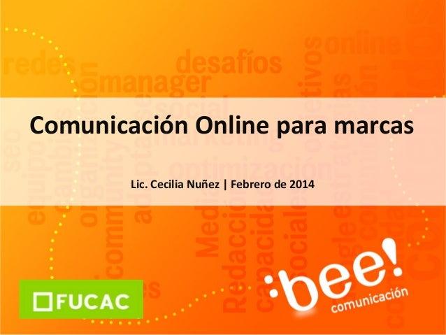 Capacitación Redes Sociales Uruguay y uso en Marcas