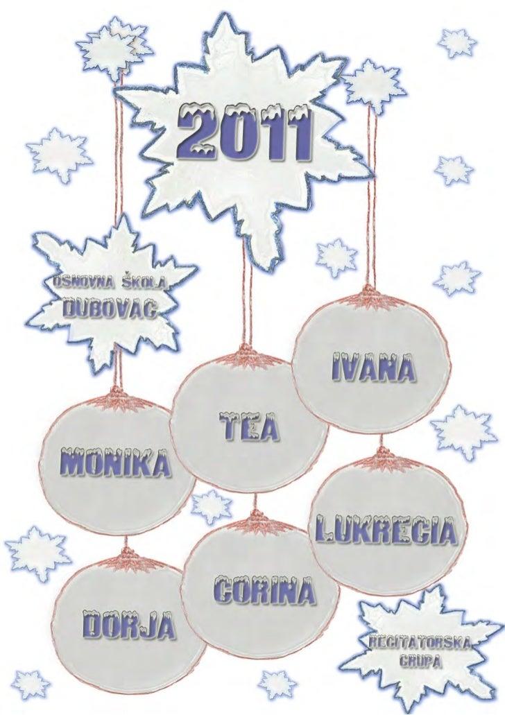 Kalendar za 2011.