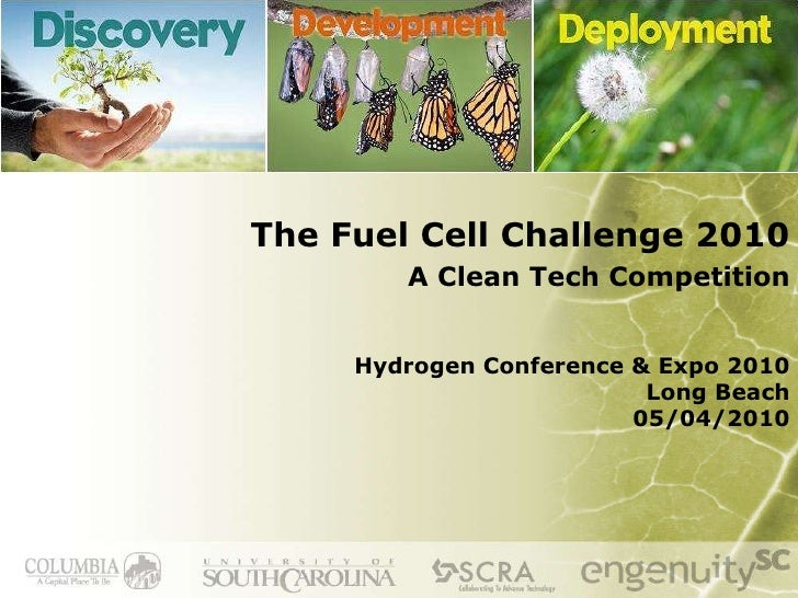 Fuel Cell Challenge 2010