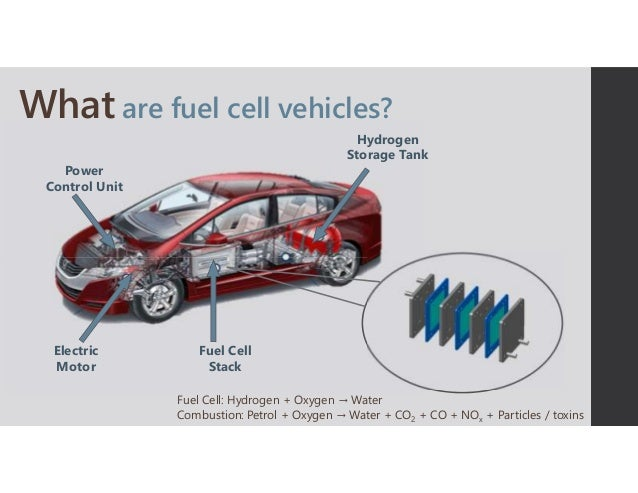 Used Car Batteries >> Fuel cell vehicles